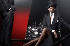 Donna Karan Fall 2012 Ad Campaign | Tom & Lorenzo