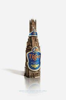 Tiger Beer Packaging