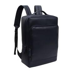 Reno Backpack Saffiano Navy #nationalpublicity #nprc #backpack #saffiano #navy