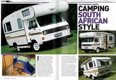 South African T3 camper...