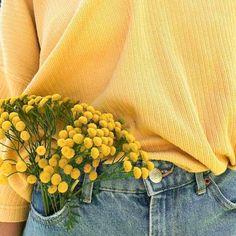On ose le jaune en 2021, plus tendance que jamais, et cela même en hiver ! Si vous êtes à la recherche d'accessoires pour accompagner toutes vos tenues on vous donne rdv sur notre site en cliquant sur l'image 😍 #jaune #look2021 #tendance Yellow Aesthetic Pastel, Aesthetic Colors, Pastel Yellow, Shades Of Yellow, Mellow Yellow, Aesthetic Photo, Aesthetic Pictures, Pink Sky, Photowall Ideas