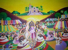 A Aclamação da tia santa - Ciro de Oliveira