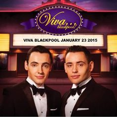 Richard and Adam at Viva Blackpool, 3 Church St, Blackpool, FY1 1HJ, United Kingdom on January 23 at 20:00 - 23:00. Classical singing brothers Richard and Adam wowed audiences all around the world when they hit our TV screens on Britain's Got Talent 2013. Category: Live Music, Price: £12.50 - £45.50, Artists: Leye D Johns, VIVA Showgirls, Richard and Adam, The Johnson Brothers