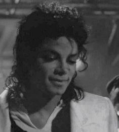 Mike -- (Moonwalker). I miss you so much. It's like music just died the day they took you away.