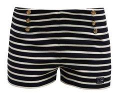 Molly Bracken Short Navy Blue Dentro De Nuestra Colección Dentro de nuestra colección de pantalones cortos de mujer vas a encontrar todo tipo de texturas y diseños femeninos con los que poder combinar tus look más originales. Molly Bracken, Trunks, Navy Blue, Shorts, Swimwear, Fashion, Templates, Vestidos, Casual Shorts