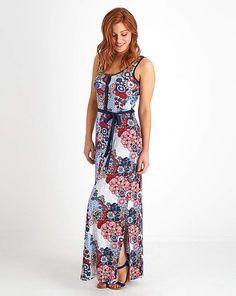 76be5f0edcd Joe Browns Funky Free Style Maxi Dress