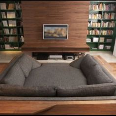 Comfy couch bed thing