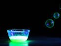 How to Make Glowing Bubbles Video ( About.com chemistry)