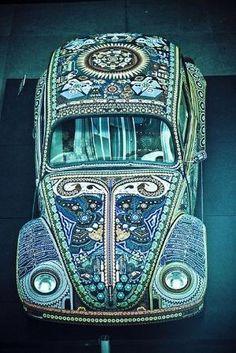 mosaic bug by Jadedgold1