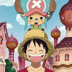 Image de anime, chopper, and manga