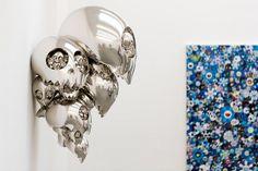 Modern Pop art by Takashi Murakami Takashi Murakami, artists, modern art, artistic sculptures, anime and manga cartoon, Superflat style, pop art for more inspirations or amazing pictures check: http://www.bocadolobo.com/en/inspiration-and-ideas/