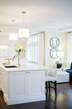 Youthful Classic Family Home - traditional - kitchen - other metro - Maison Fine Homes & Interior Design
