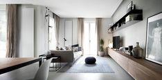 private apt in Milano, living area // #AlessandroBongiorni #RobertoDiStefano // ph. #AlbertoStrada
