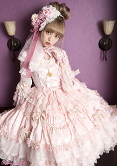 中村 里砂 (Risa Nakamura) ( ˉ⩍ˉ ) Angelic Pretty official site
