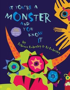 A brand-new monster twist on a classic song by Caldecott Medalist Ed Emberley and his daughter, Rebecca Emberley. Children will stomp their paws, twitch their tails, snort and growl, and wiggle and wr