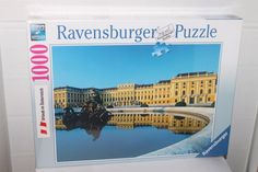 Ravensburger Puzzle Urlaub in Osterrieich ( Vacation in Austria) 1000 Pieces New #Ravensburger