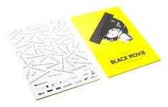 Neo Neo Graphic Design Switzerland - Blackmovie