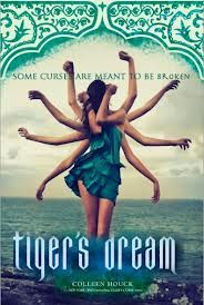 tigers dream:  5th book in tigers curse series!!!!!!!!!!!!!!
