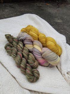 Prosper Yarn Hand Dyed Yarn