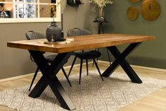 Dining room decorating – Home Decor Decorating Ideas Dining Room Table Decor, Dining Room Lighting, Room Decor, Build A Table, Retro Living Rooms, Diy Outdoor Table, Home Tools, Deco Furniture, Trendy Home