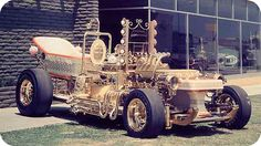 Bathtub Buggy - Novelty and Product Cars Gallery | Barris Kustom Industries