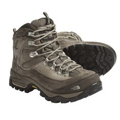 The North Face Dhaulagiri II Gore-Tex® Hiking Boots - Waterproof (For Women) in Classic Khaki/Fossil Ivory