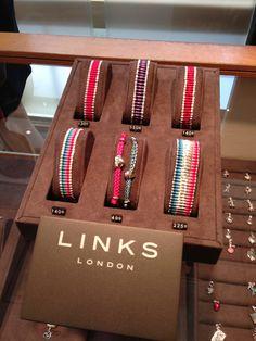 Links of London Friendship Bracelets at Fraser Hart from £49