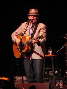Random Writings: John Hiatt and the Combo at the Shaftman Performance Hall (Roanoke, VA)