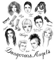 Dangerous Angels | Francesca Lia Block