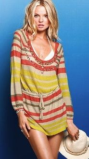 Cover-up Tunic Sweater