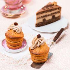 Haselnuss-Cupcakes  Foto: Mona Lorenz