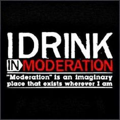Moderation!