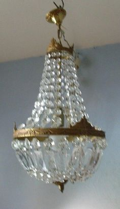 50´s Mid Century Empire Style Ceiling Lamp