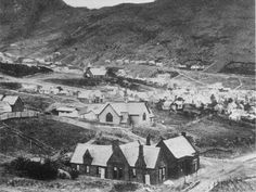 Lyttelton early days Christchurch New Zealand, Canterbury, Main Street, Maine, Lost, History, Heart, Places, Photos