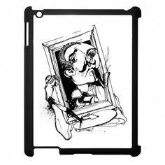 Graeme Ross Mo' Artist - I was Framed! iPad Case