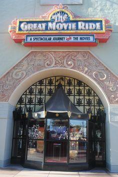 Great Movie Ride, Hollywood Studios