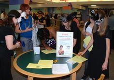 QR Code Treasure Hunt Brings Teens to Libraries