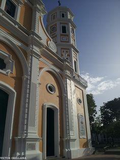 Bolívar,municipio Heres. Catedral Ciudad Bolívar