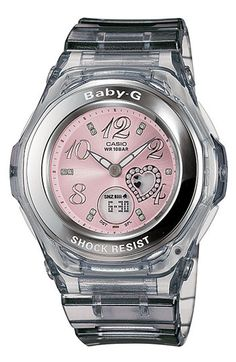 am i too old to wear a baby-G watch... they weren't this cute when i owned my first one!