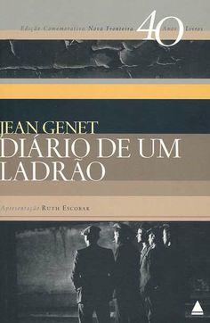 Diário de Um Ladrão, de Jean Genet