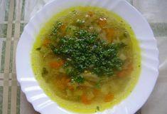 Fotorecept: Polievka z hlivy ustricovej Soup, Ethnic Recipes, Soups