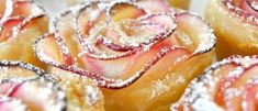 Puff Pastry Apple Roses Recipe Ideas Youtube Video