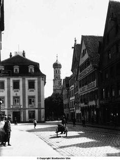 Ulm - Lange Straße 1914
