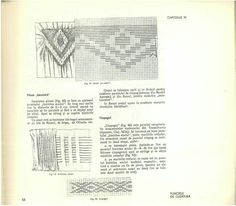 Darning, Smocking, Diy And Crafts, Embroidery, Sewing, Crocheting, Macrame, How To Make, Pattern