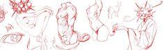 Anatomy Poses, Art Tutorials, Character Design, Draw, Bracelets, Dibujo, Tutorials, Drawings, To Draw