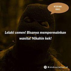 Sindiran Netizen Indonesia (@sindirannetizen.id) • Instagram photos and videos Photo And Video, Videos, Movie Posters, Photos, Instagram, Pictures, Film Poster, Popcorn Posters, Video Clip