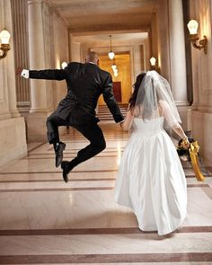 Herson does this now and makes me laugh, I want him to do it on our wedding day