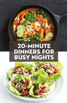 100 low-cook dinners for busy weeknights Clean Dinners, Easy Family Dinners, Fast Dinners, Healthy Dinners, Quick Easy Meals, Family Meals, Healthy Food List, Healthy Foods, Healthy Recipes