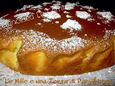 Le Mille e una Torta di Dany&Lory: TORTA GOLOSA AL LATTE