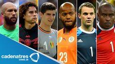 Los mejores porteros de #VivaBrasil #Mundial2014